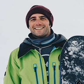 Francesco Basilone - Feelgood Snowboard