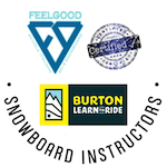 Feelgood Snowboard Certificato By Burton Learn to Ride